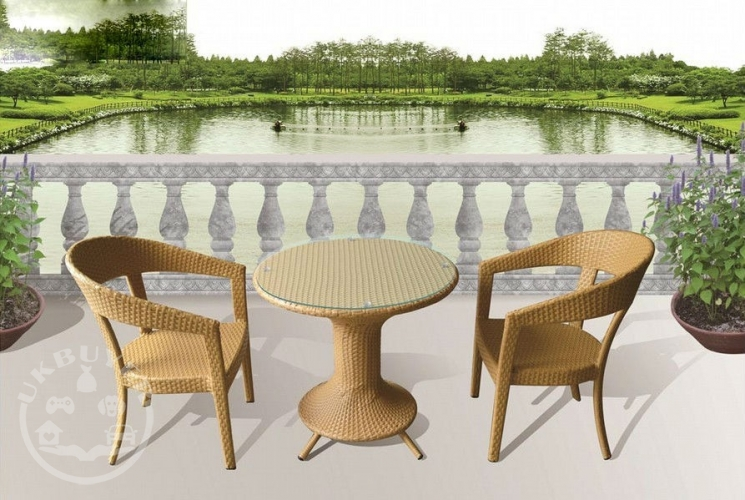 New & Modern Style Patio Rattan Furniture