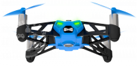Parrot Rolling Spider Mini Drone - Blue