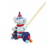 Circus Elephant Pushalong