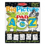 Big A-Z Floor Pad