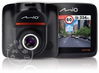 Mio MiVue 568 Touch Screen Driver Recorder Dashcam