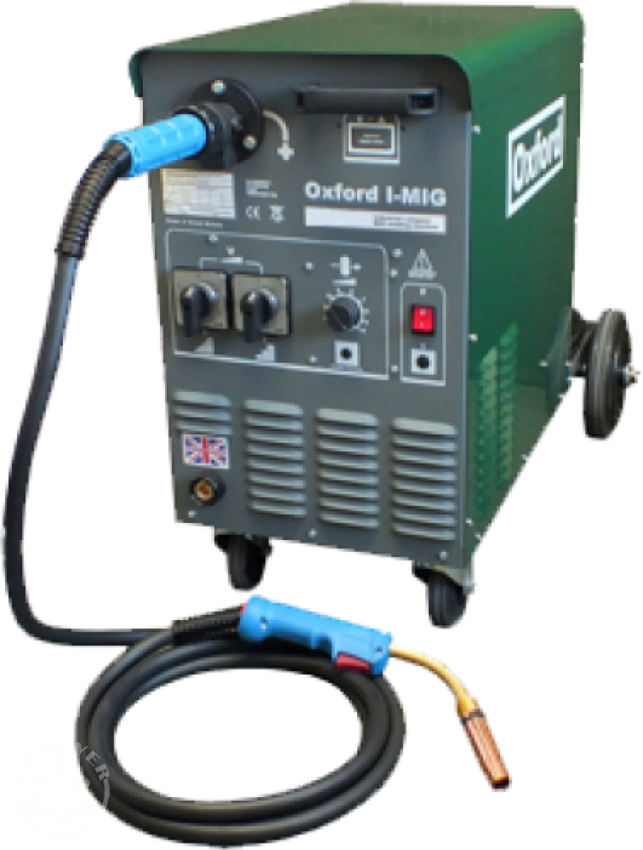 OXFORD I-MIG SINGLE PHASE COMPACT 330-1 MIG WELDER