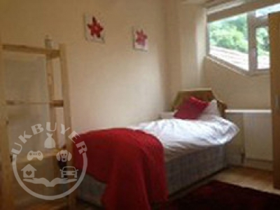 Nags Head Hill red bedroom reduced
