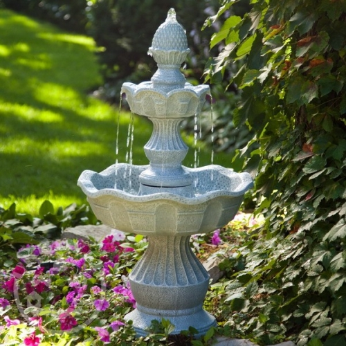 Elegant Garden Fountains
